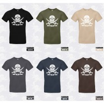 Flashbang pirate T-shirt